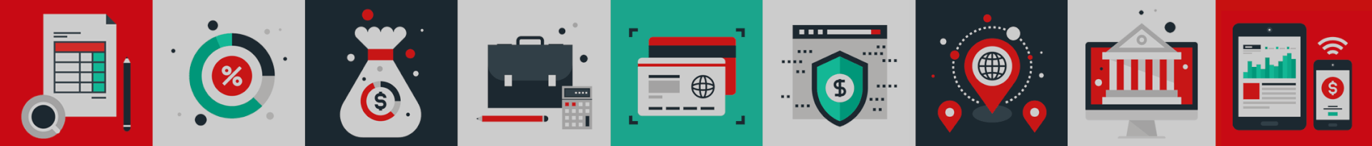 footer bottom icons - CIC Credit